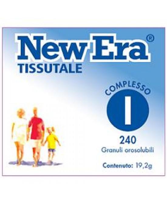 Named New Era complesso I Integratore Alimentare 240 Granuli - Zfarmacia