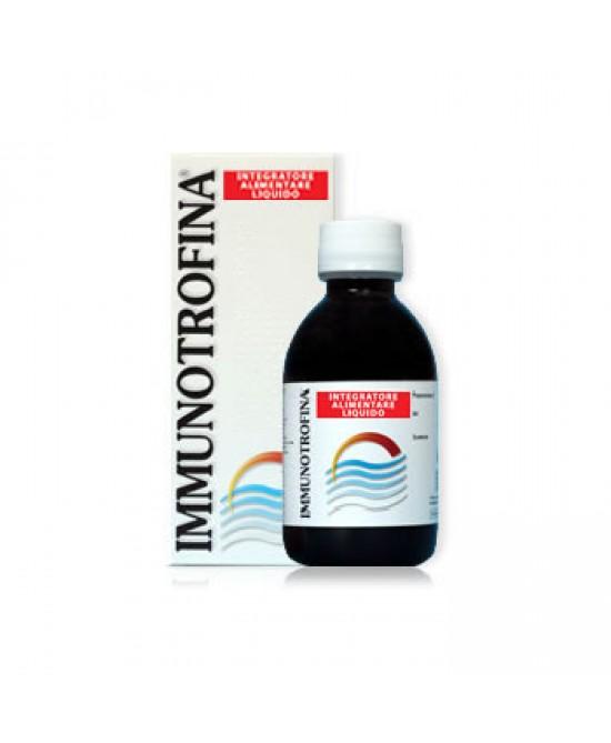 Dmg Immunotrofina Liquido Integratore Alimentare 200ml - La tua farmacia online