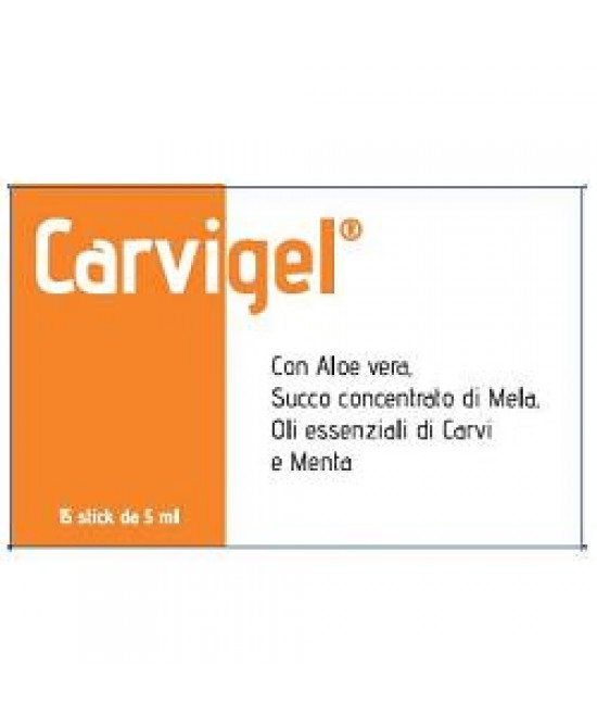 Carvigel 15 Oral Stick 5ml - Zfarmacia