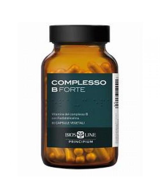 Principium Compl B Forte 60cps - Farmacento