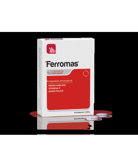 Laborest Ferromas Integratore Alimentare 30 Compresse - Farmamille