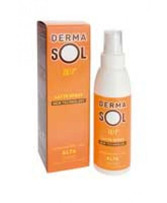 Dermasol Wr Latte Spray Protettivo New Technology Protezione Alta Spf 30 200ml - Zfarmacia