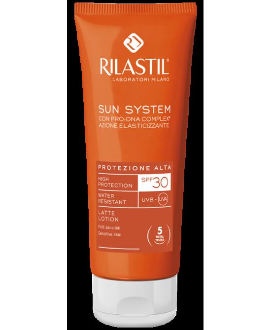 Rilastil Sun System PPT Latte Solare SPF30 100ml - La tua farmacia online