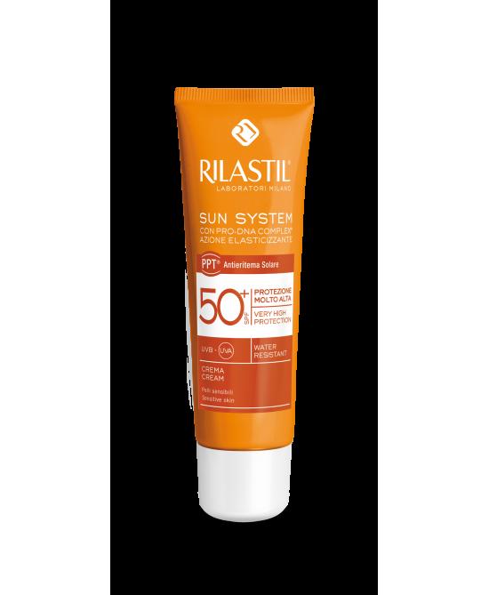 Rilastil Sun System SPF50+ Crema 50ml - La tua farmacia online