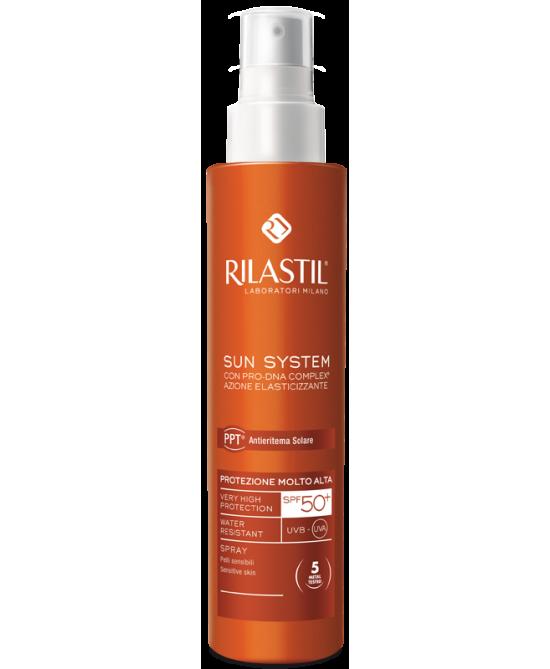 Rilastil Sun System Spray SPF 50+ 200 ml - Zfarmacia
