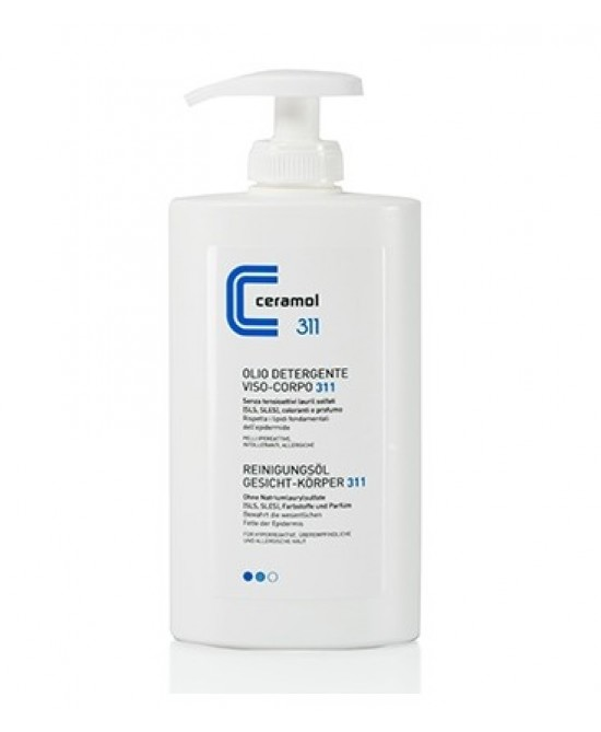 Ceramol 311 Olio Detergente 400ml - Farmastar.it