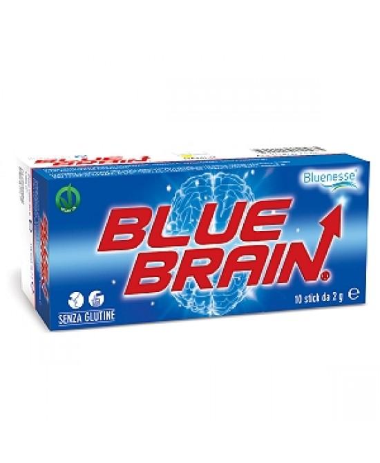 Named BLUE BRAIN Integratore Alimentare 10 Bustine - La tua farmacia online