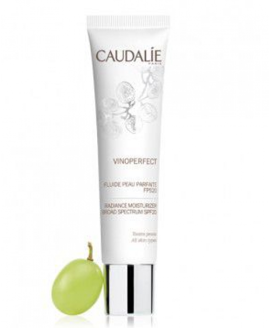 Caudalie Vinoperfect Fluido Pelle Perfetta SPF20 40ml - Farmastar.it