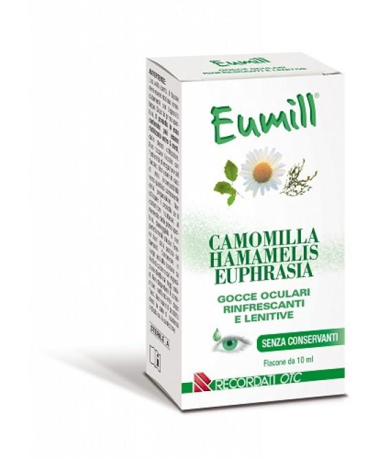 Eumill Flacone 10ml - Farmacento