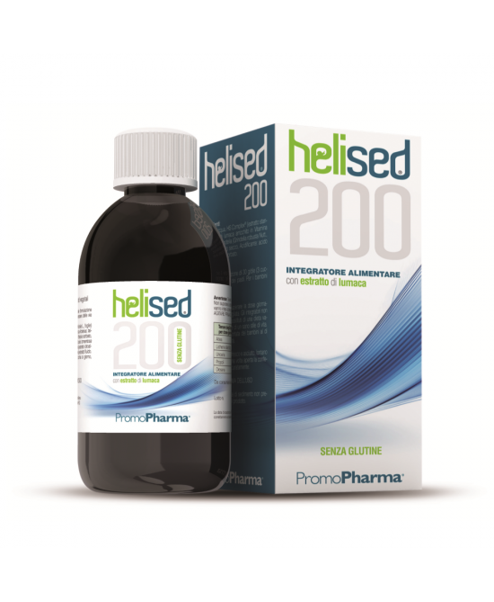 PromoPharma  Helised  200 Sciroppo 150ml - Farmacia 33
