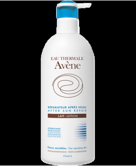 Avène Ristrutturante Doposole Latte 400ml - Farmawing