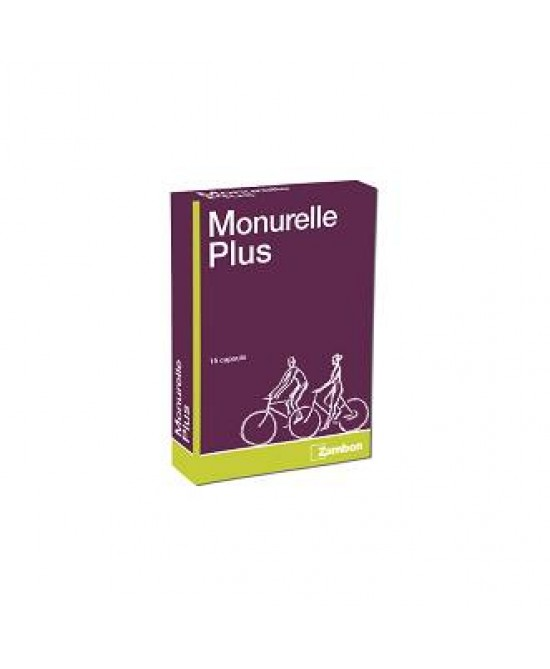Monurelle Plus Dispositivo Medico15 Capsule - Farmamille