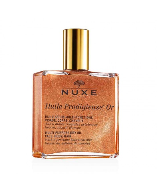 Nuxe Huile Prodigieuse Oro Olio 100ml - Farmabravo.it