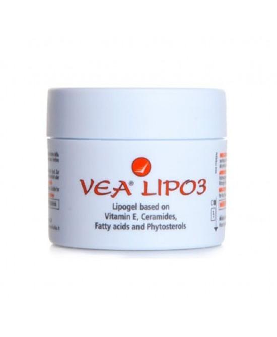 Vea Lipo3 Lipogel Con VitaminaE Ceramidi Acidi Grassi E Fitosteroli 50ml - Farmacento