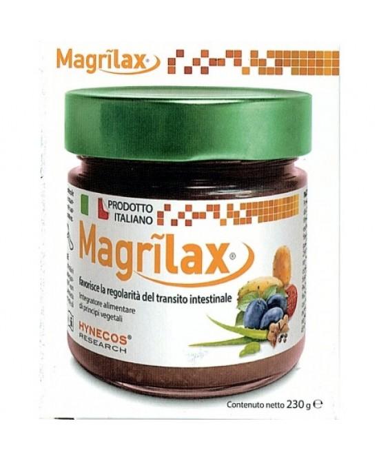 Hynecos Research Magrilax Marmellata - Integratori 230g - Farmamille