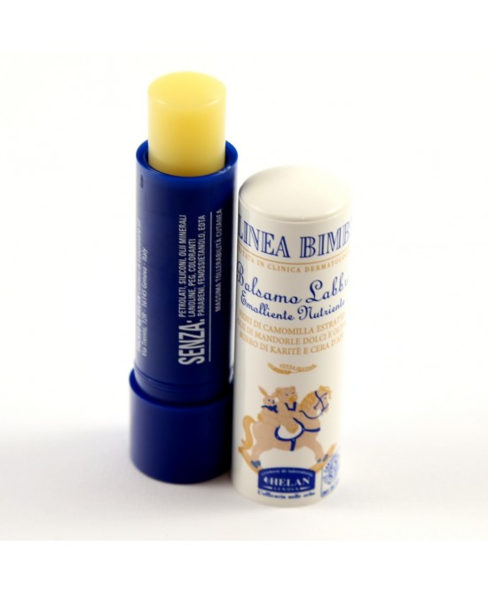 Helan Bimbi Bio Balsamo Labbra Emolliente Nutriente - farma-store.it