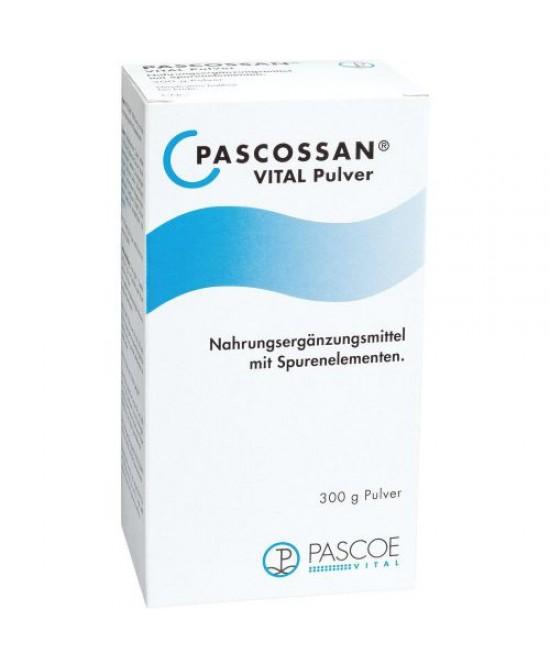 Named Pascossan Vital Polvere Integratore Alimentare 300g - Zfarmacia