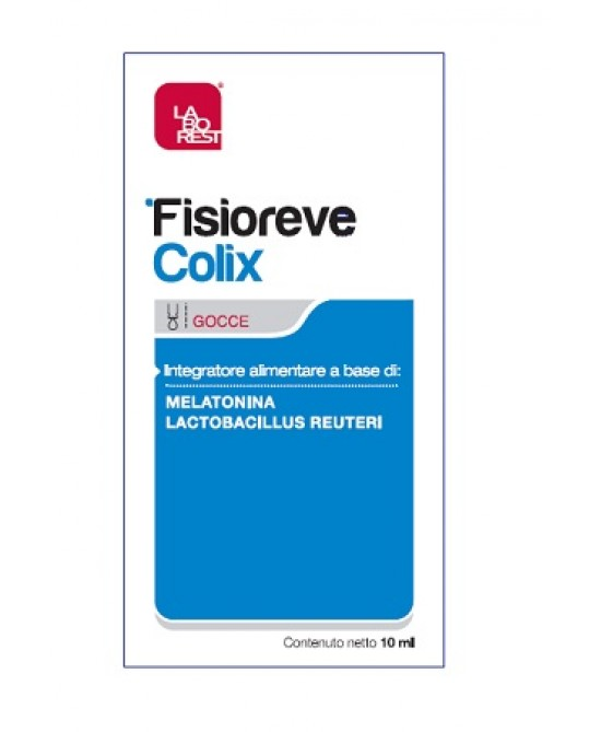 Fisioreve Colix 10ml - Farmacia 33