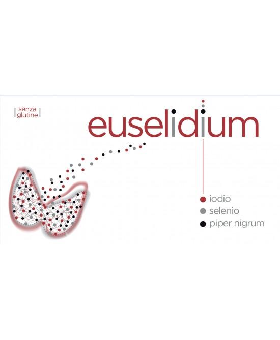 Antrivex Euselidium Integratore Alimentare 30 Compresse - Zfarmacia