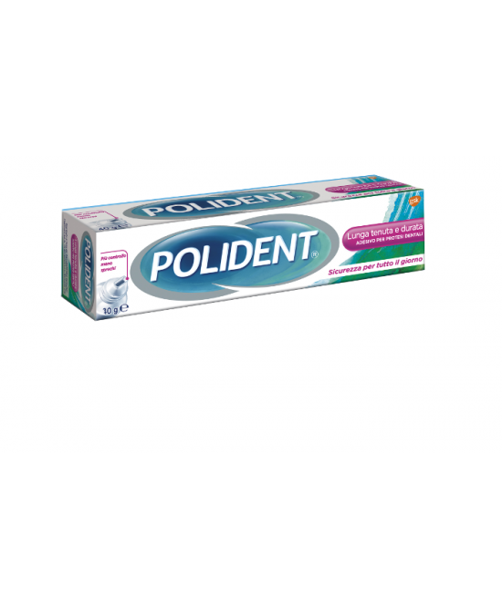 POLIDENT LUNGA TENUTA 70 G - Farmacia 33