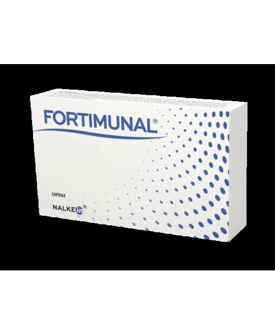 Fortimunal Integratore Alimentare 15 Capsule - La tua farmacia online