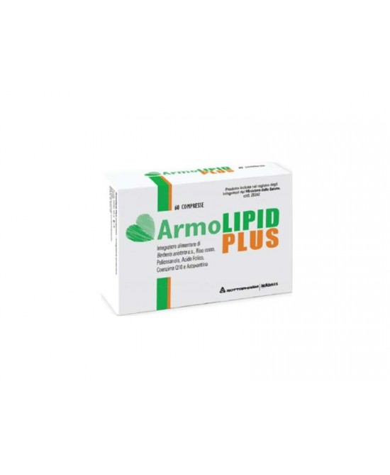 ARMOLIPID PLUS 60 COMPRESSE - farma-store.it