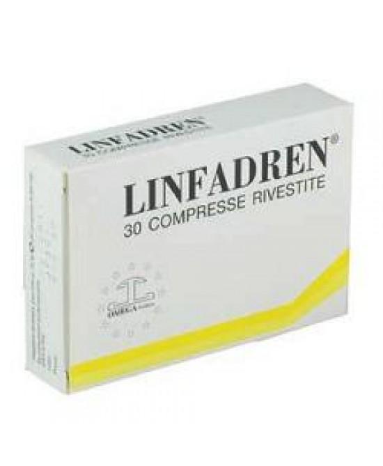Linfadren 30cpr - La tua farmacia online