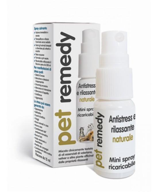 Teknofarma Pet Remedy Spray 15ml - Farmastar.it