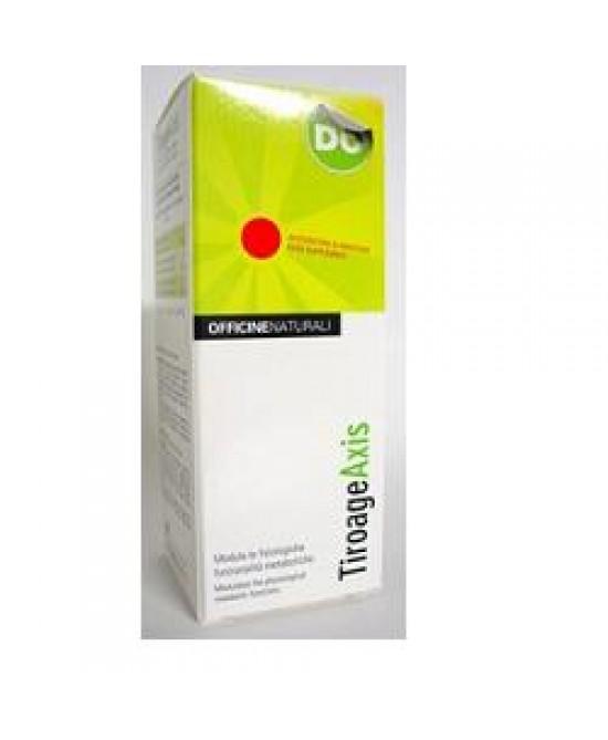 Tiroage Axis 50ml Sol Ial - Farmacia 33