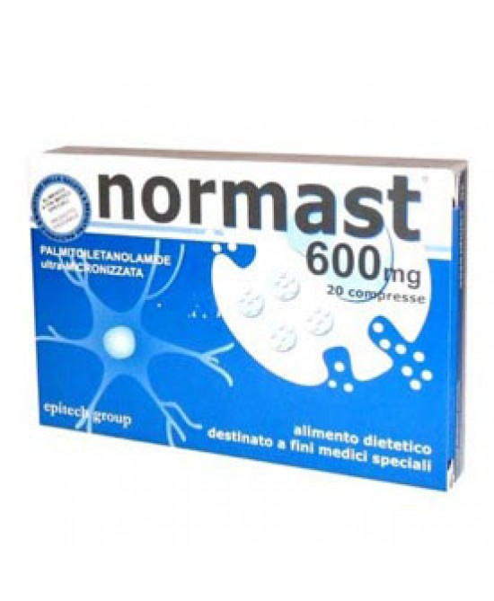 Normast 600mg 20cpr - Parafarmaciabenessere.it