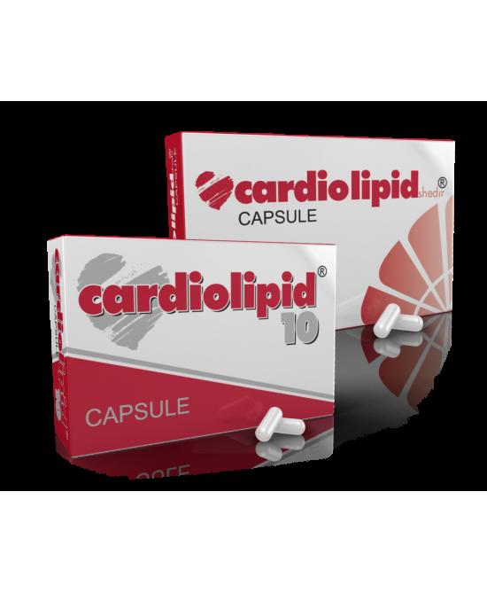 Cardiolipid 10 Integratore Alimentare 20 Bustine - Farmacia 33