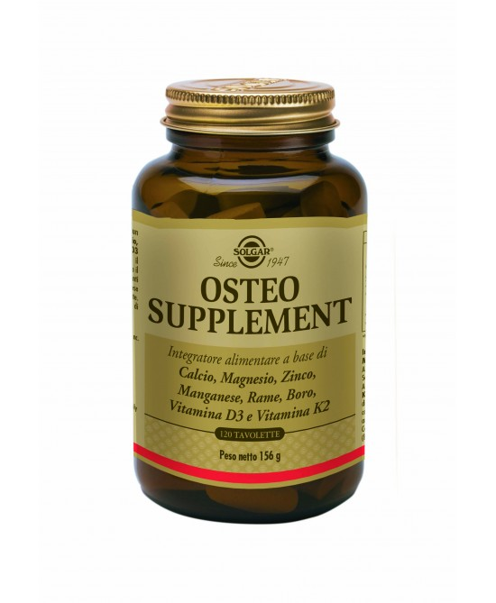 Osteo Supplement 120 Tavolette - Farmalilla