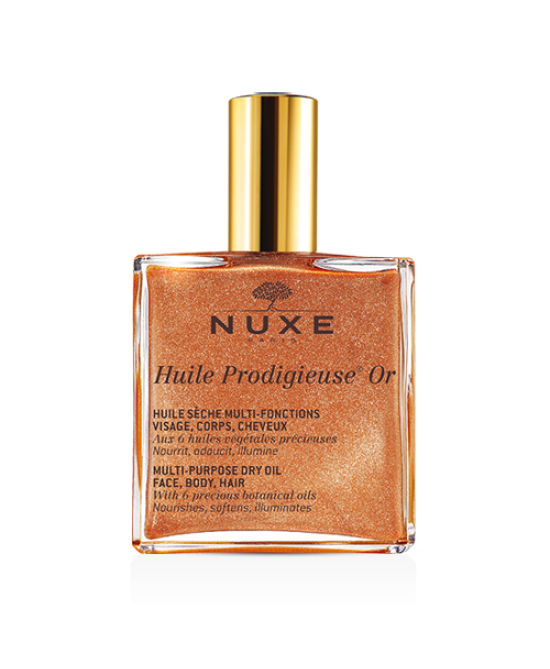 Nuxe Huile Prodigieuse Oro Olio Secco Multifunzionale 50ml - Farmabravo.it