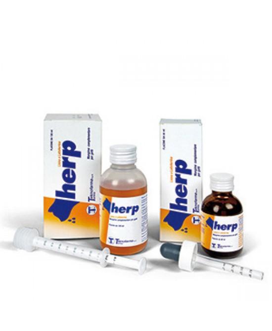 Teknofarma Herp Mangime Complentare 120ml - Farmacento