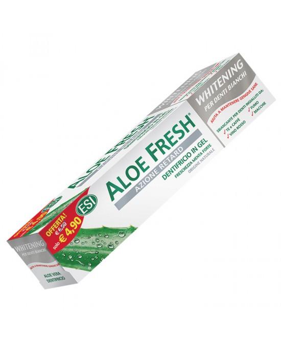 Esi Aloe Fresh Dentifricio Whitening Retard 100ml - La tua farmacia online