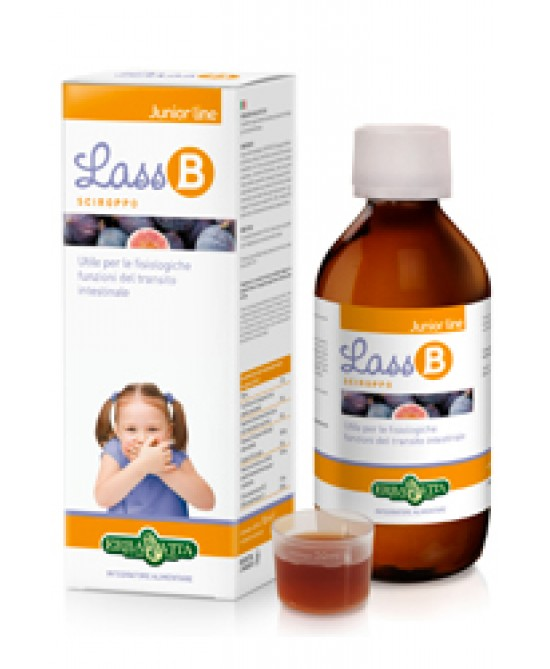 ErbaVita Linea Junior Lass-B Integratore Alimentare 150ml - Farmacento