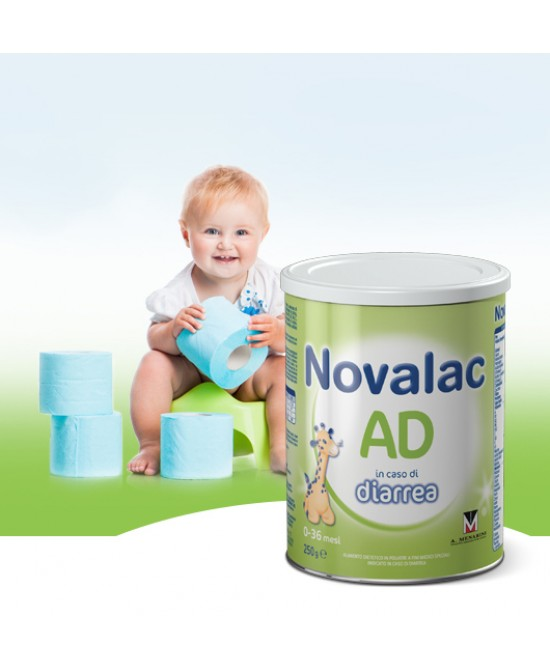 Menarini Novalac Ad Diarrea 250g - Farmacento