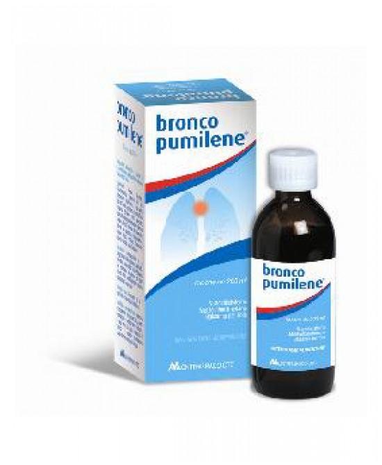 Montefarmaco OTC Broncopumilene Sciroppo Integratore Alimentare 200ml - Zfarmacia