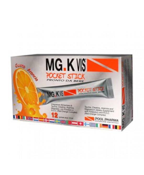 Mgk Vis Pocket Stick Ara 12bst - Zfarmacia