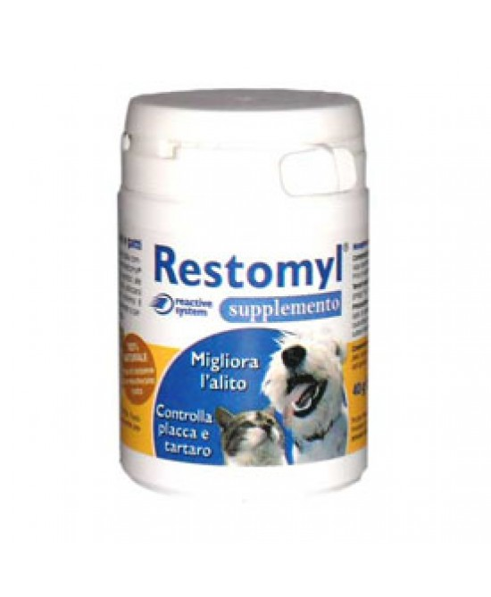 Restomyl Supplemento 40g - Farmacento