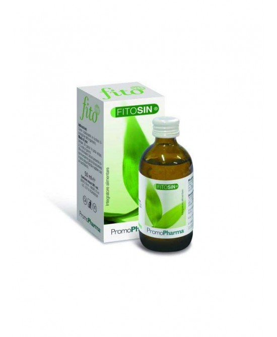 Promopharma Fitosin 6 Gocce 50ml - FARMAEMPORIO