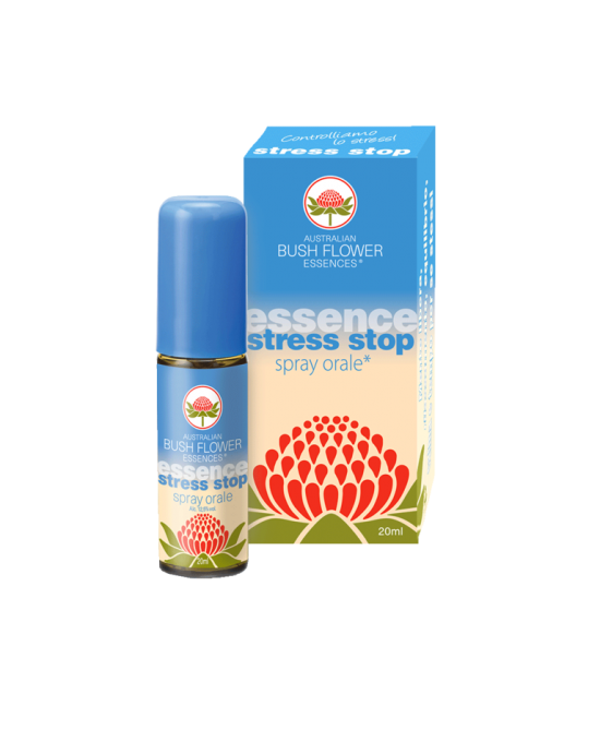 Fiori Australiani Stress Stop Spray Orale 20ml - La tua farmacia online