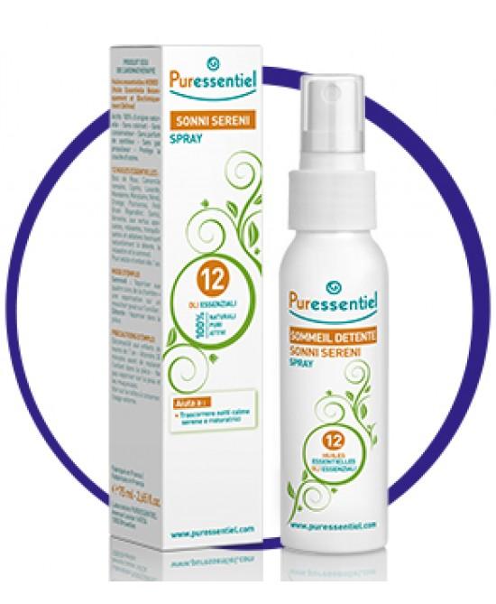 Puressentiel Sonni Sereni Spray 75ml - FARMAPRIME