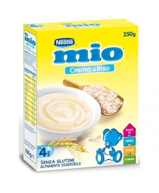 Nestlé Mio Crema Di Riso Senza Glutine 250g - Farmastar.it
