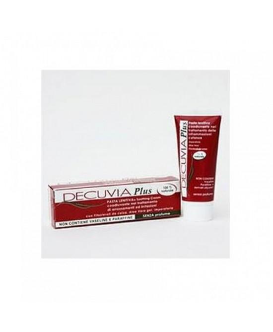 Decuvia Plus Pasta Lenitiva 40ml - La tua farmacia online