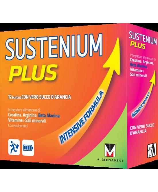 Sustenium Plus Intensive Formula 22 Bustine - Farmalilla