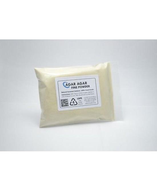 ErbaVita Monoplanta Agar-Agar Polvere  Integratore Alimentare 100g - FARMAEMPORIO