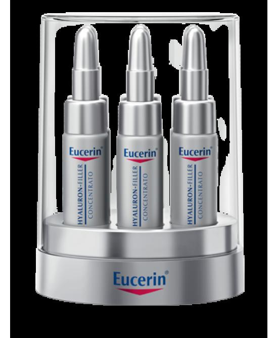 Eucerin Hyaluron-Filler Concentrato 6 Fiale - Farmabravo.it