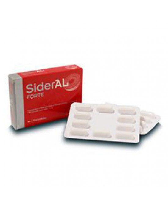 Sideral ferro Forte 20 capsule - Zfarmacia