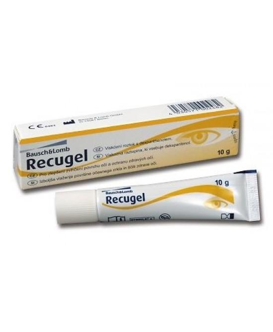 Bausch + Lomb Recugel Gel Oculare 10 Grammi - Farmamille